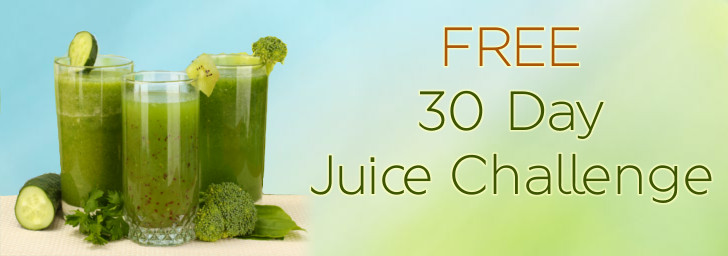 30 Day Challenge - Juicing